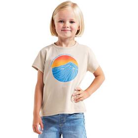 DIDRIKSONS Fröet T-Shirt Kids, beige